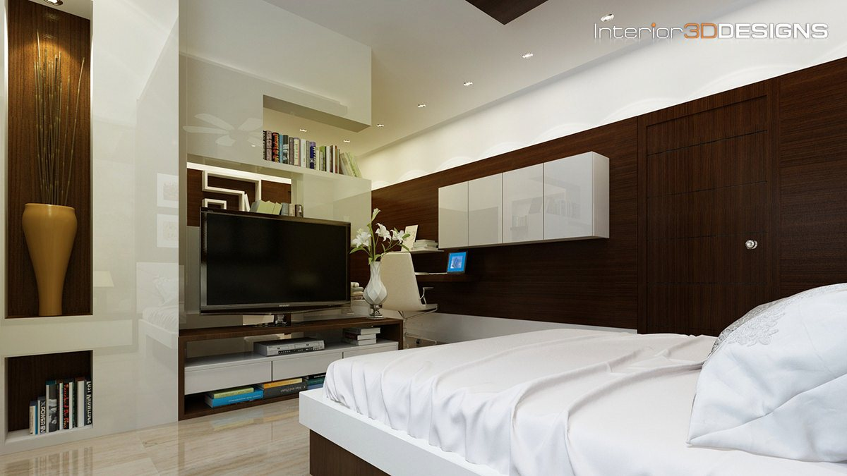 best-architectural-rendering-services-bedroom-study-room-interior-design